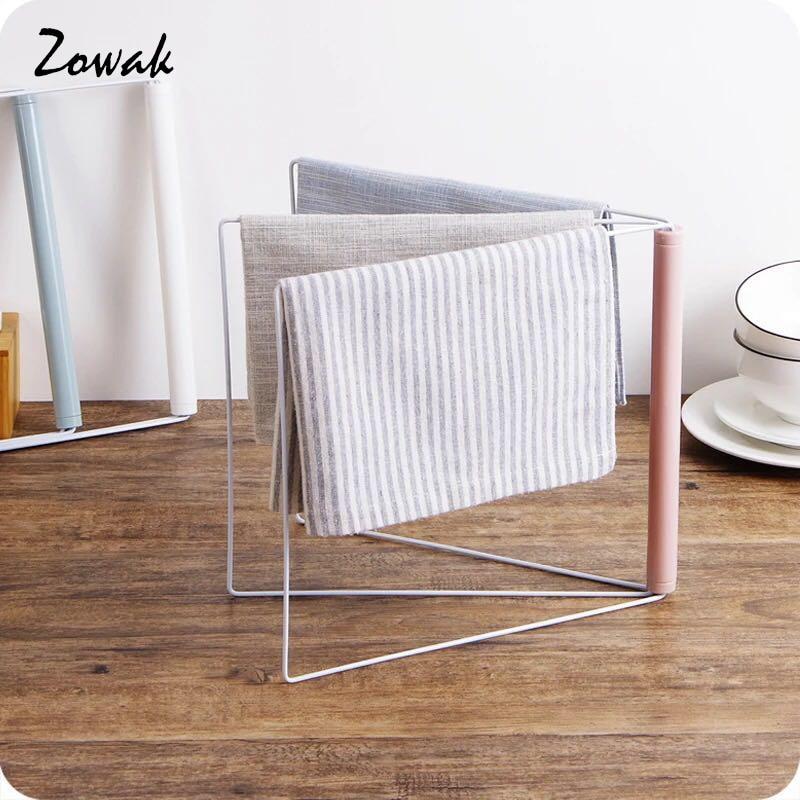 Towel Rack Dish Cloth Storage Hanger