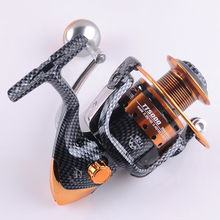 90%OFF 2016 New German Technology 12+1 BB Bearing Balls 2000-6000 Spinning Reel Hot Sale for Hynix Feeder Fishing reel pesca