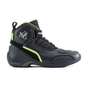 Image 3 - DUHAN botas protectoras de carreras para motocicleta para hombre, zapatos de malla para motocicleta, botas de carreras todoterreno para Motocross, botas para motocicleta