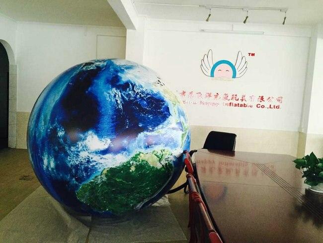 Ny PVC-jordmodelballon