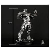 13 Marvel Мстители 3 Бесконечная война злодея Таноса статуя 3D фигурку смолы аниме Рисунок Коллекционная модель игрушки