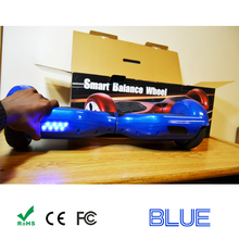 Electric Skateboard 2 Two Wheel Smart Self Balance Scooter Hoverboard 6.5 Unicycle
