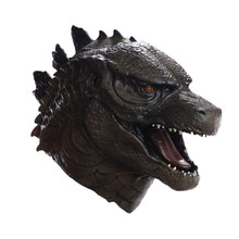 2018 New Products Creative Animal Latex Dinosaur Mask Halloween Party Cosplay Horror Thriller Creepy