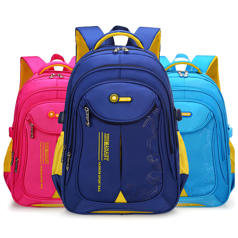 Waterproof Children School Bags Girls Boys Kids Satchel Orthopedic Backpack Schoolbags Primary School Backpack Mochilas Infantil