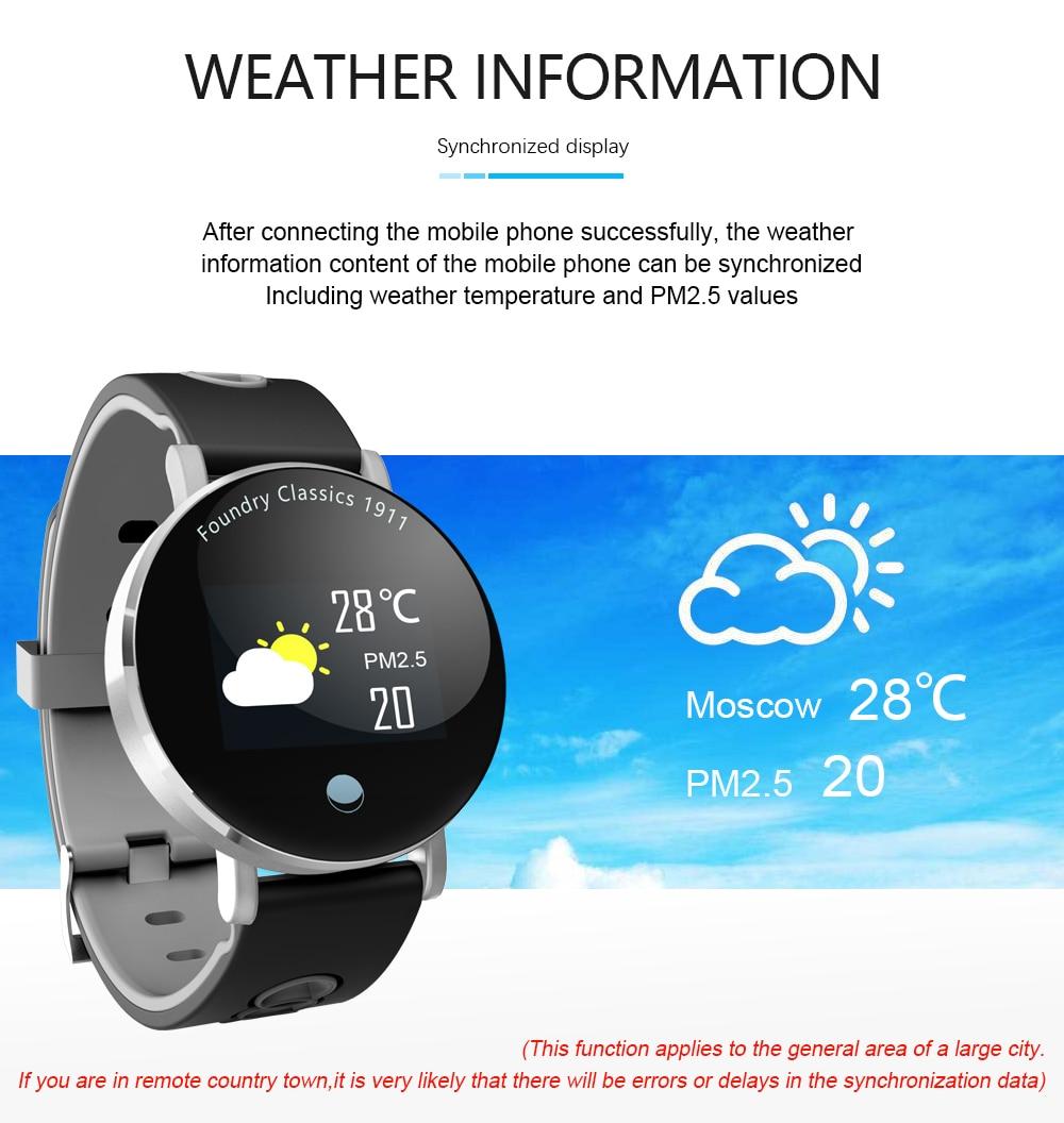 Smart Watch Men Women Heart Rate Monitor Blood Pressure Pedometer Running  Fitness Tracker Sport Intelligent Watch For Androd IOS