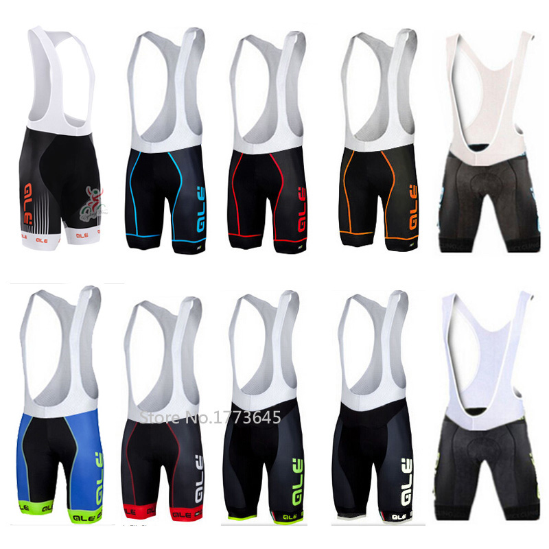 Pro Cycling Bib shorts with 3d pad gel summer MTB Team Bike trousers/ Pantalones cortos de ciclismo/Short de cyclisme/Fietsbroek