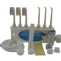 Dental Water Floss Oral Irrigator Jet Irrigador Dental Brush Tooth Dental Floss Fio Dental Dentes Irrigation