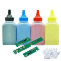 High quality color powder For Samsung CLT 404 CLT 404 and 4 PCS chips for samsung SL C430 C430W C480W C480FN C480FW|powder for samsung|samsung c430w|powder color -