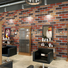 New 5D mix and match brick wall sticker PVC removable waterproof DIY stickers TV backdrop decorative painting creative wallpaper