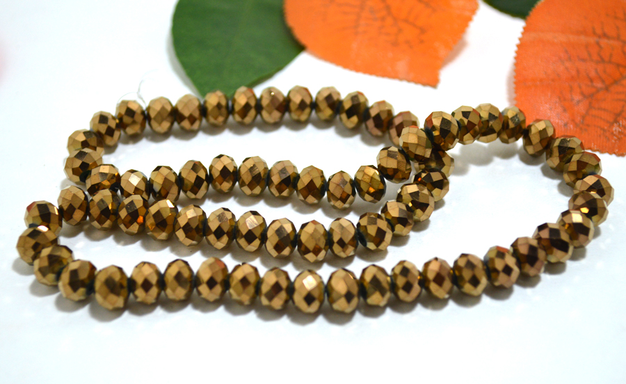 Bronze Color 2mm,3mm,4mm,6mm,8mm 10mm,12mm 5040# AAA Top Quality loose Crystal Rondelle Glass beads dark amber color 2mm 3mm 4mm 6mm 8mm 10mm 12mm 5040 aaa top quality loose crystal rondelle glass beads