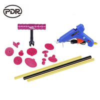 PDR Tools Dent Removal Car Body Repair Kit Auto Repair Tools Dent Puller Suction Cups For Dent Ferramentas High Quality