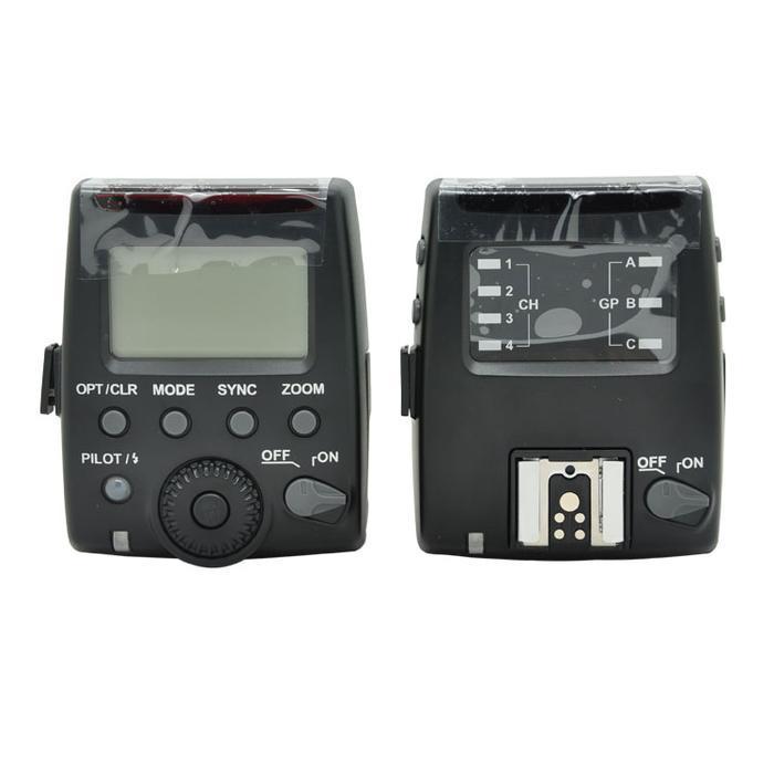 ФОТО Meike MK-GT600C MK-GT600 ETTL Manual Multi Modes HSS Flash Trigger  MK GT600 For Canon