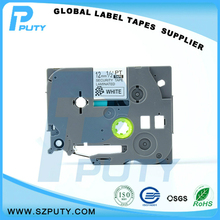 20PCS PUTY For Brother TZ2-SE6 Label Tapes 36mm Security Thermal Transfer Tapes Compatible for Brother TZ Tapes Label Printer