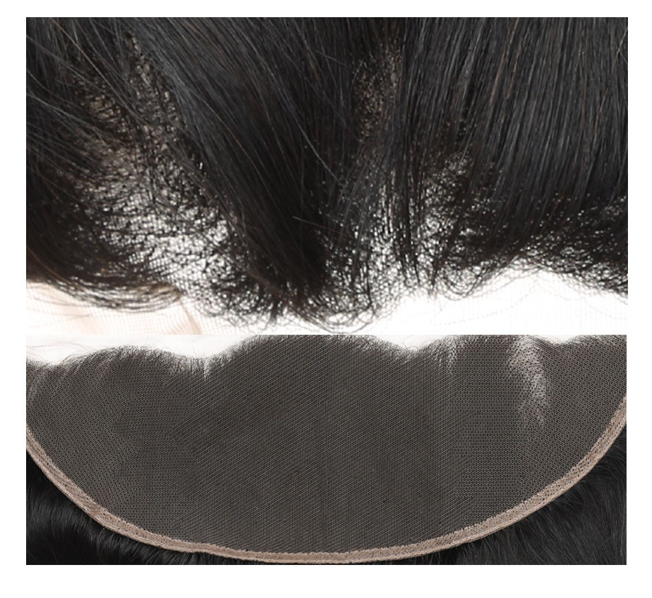 body wave hair closure frontal