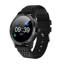 T2C Smart Watch IP68 Waterproof Heart Rate Activity Fitness Tracker Bluetooth Men Smart Band for iphone Android Phone