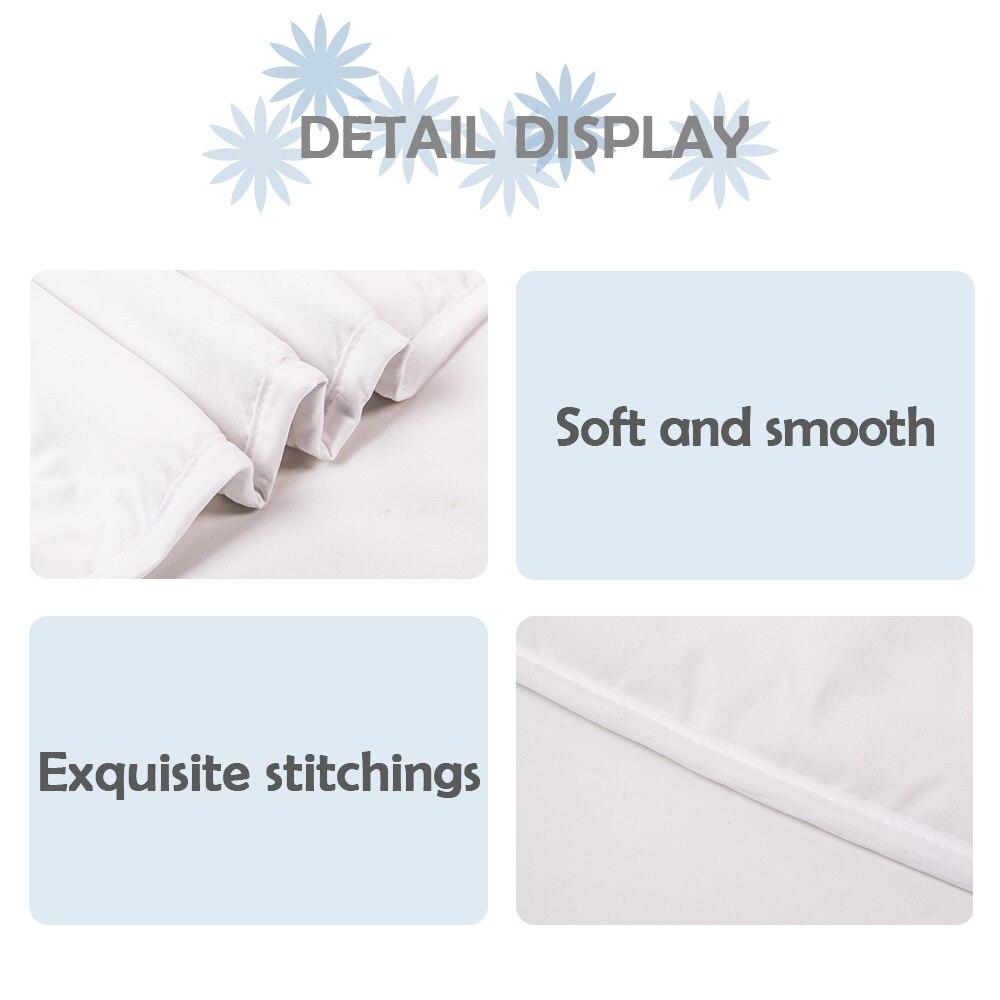 I-baby, детское пуховое одеяло, всесезонный комплект Дуо, сертифицировано Oeko Tex, включает в себя 1 шт. 4,5 TOG на весну и лето и 1 шт. одеяло 9 TOG на осень