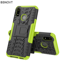 For OPPO Realme 3 Case Shockproof Soft S