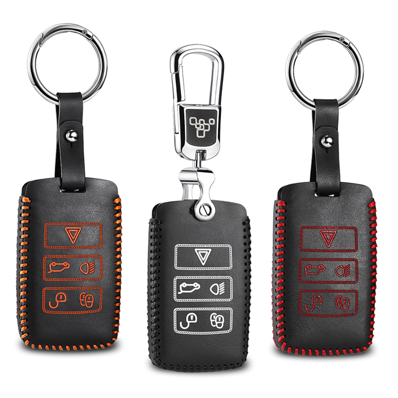Aliexpress.com : Buy Luckesy Leather Key Cover For Range