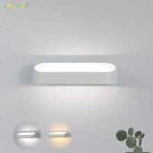 настенный светильник leds c4 wall fixtures 05 0468 14 55 OREAB Modern Indoor Art 72 Leds Led Wall Lamp Light Fixtures For Bedroom Living Room Living Room Warm Cold White 10W Nordic