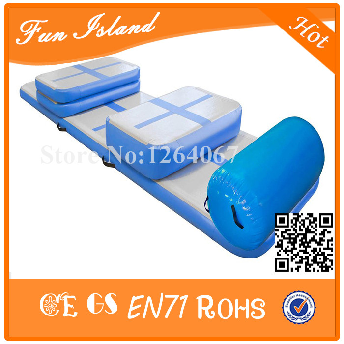 Free Shipping Strong DWF Material Training Set For Gym, Small Air Roll, Air Floor Mat