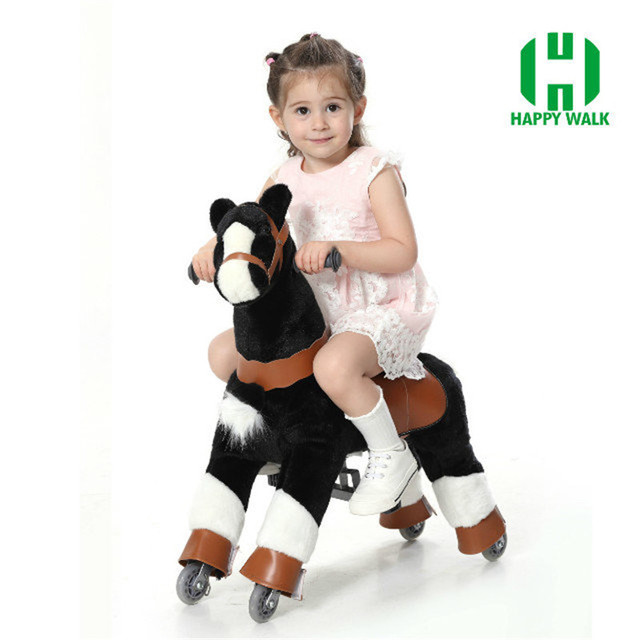 Happy toy!!!HOT SALE life size horse toy,mechanical horse toys,walking horse toy