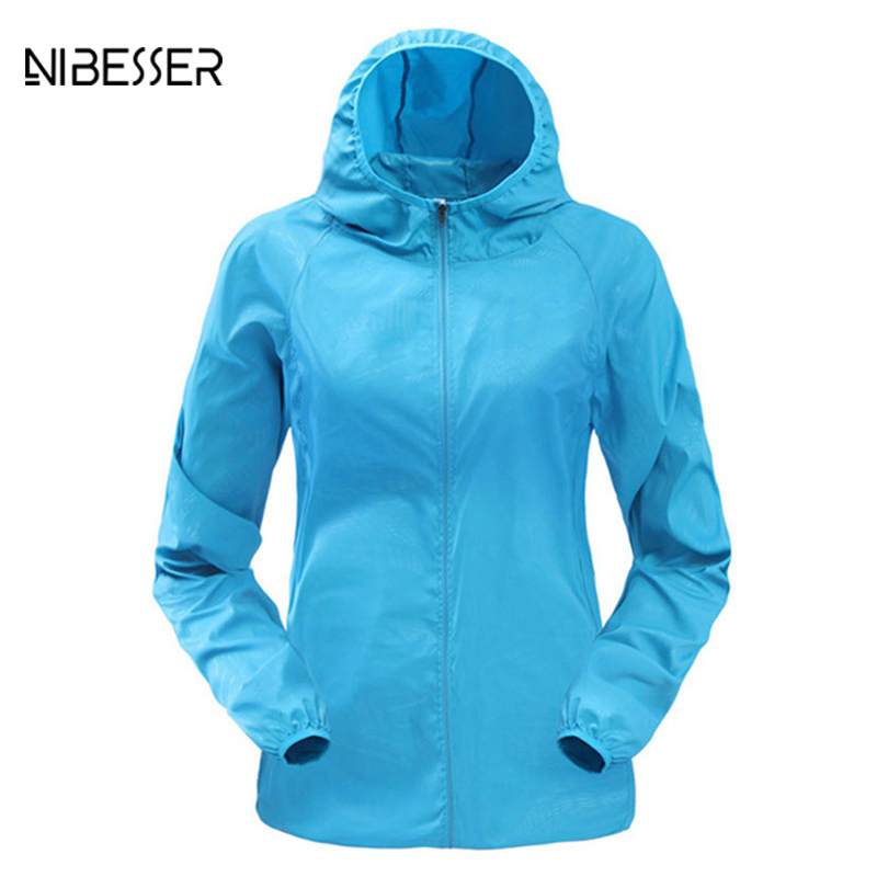 NIBESSER 2018 Autumn Plus Size 3xl Bomber Jacket Women Fashion Hooded Tops Jacket Femme Casual Candy Colors Windproof Coat