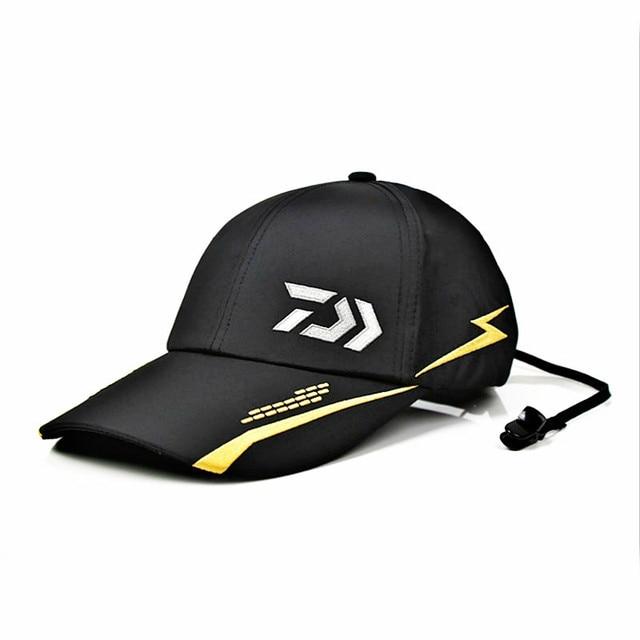 جديد الصيف دايوا قبعة في الهواء الطلق قبعة الصيد قبعة بيسبول الصلبة في الهواء الطلق تنفس القطن دايوا قبعة صيد الورك البوب قبعة بيسبول