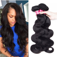 Cheap 7a Unprocessed Mink Brazilian Virgin Hair Body Wave Sexy Formula Hair 3 Bundles Deals Brazillian Body Wave Hj Weave Beauty