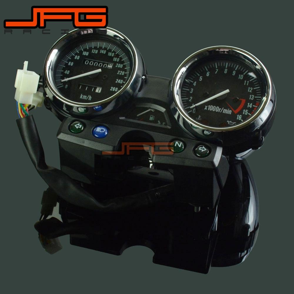 260 OEM Tachometer Speedometer Speedo Meter Gauge For KAWASAKI ZRX400 ZRX750 ZRX1100 ZRX1200 1994-1997 Motorcycle motorcycle speedometer tachometer speed instrument assembly for kawasaki zephyr 400 x zrx400 zrx750 zrx1100