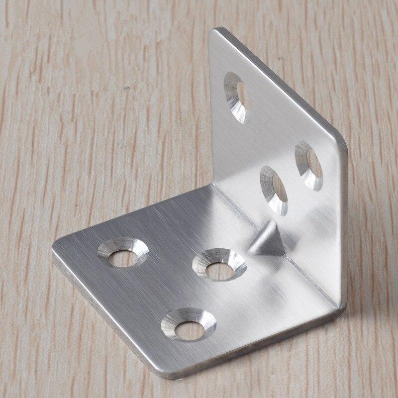 30 38mm Thicken Stainless Steel Corner Furniture Hardware