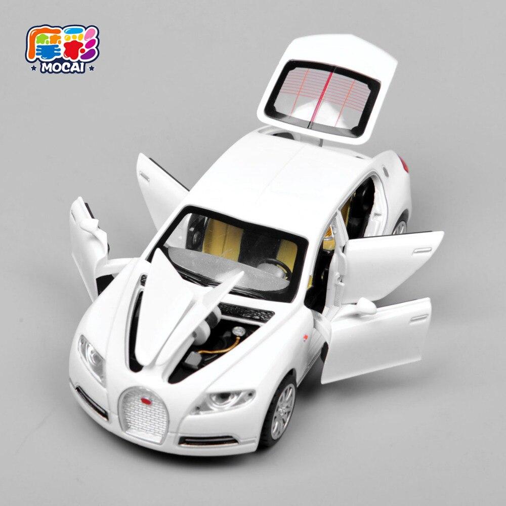 Venta caliente de la Aleación De coches de juguete Diecast Modelo de Colección 1