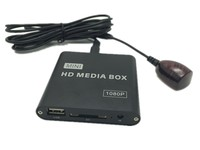 Mini HDD Media Palyer HDMI HD 1080P Disk Player Multimedia TV Box Advertising MKV Car Media