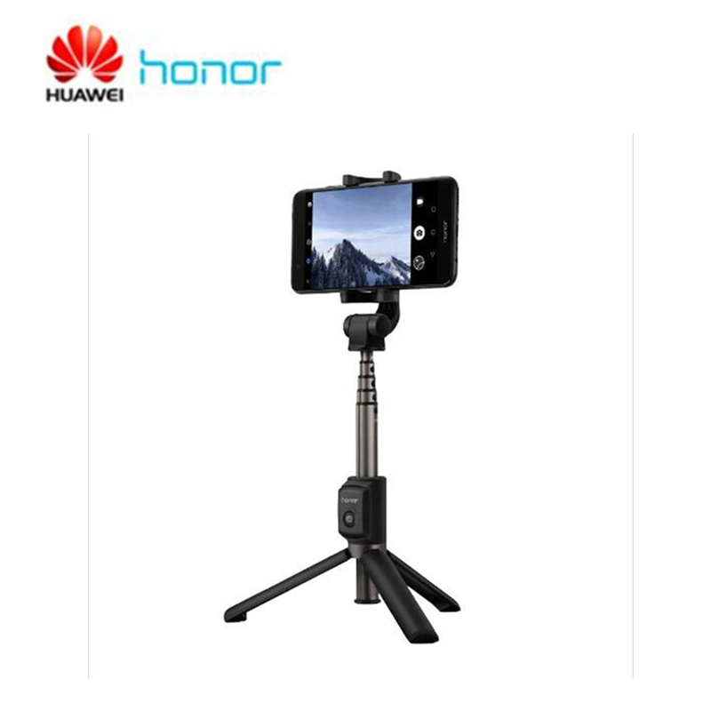 Original <font><b>Huawei</b></font> <font><b>Honor</b></font> <font><b>AF15</b></font> Portable Monopod <font><b>Bluetooth</b></font> Selfie Stick Tripod Extendable Handheld Selfie Stick for mobile phone image