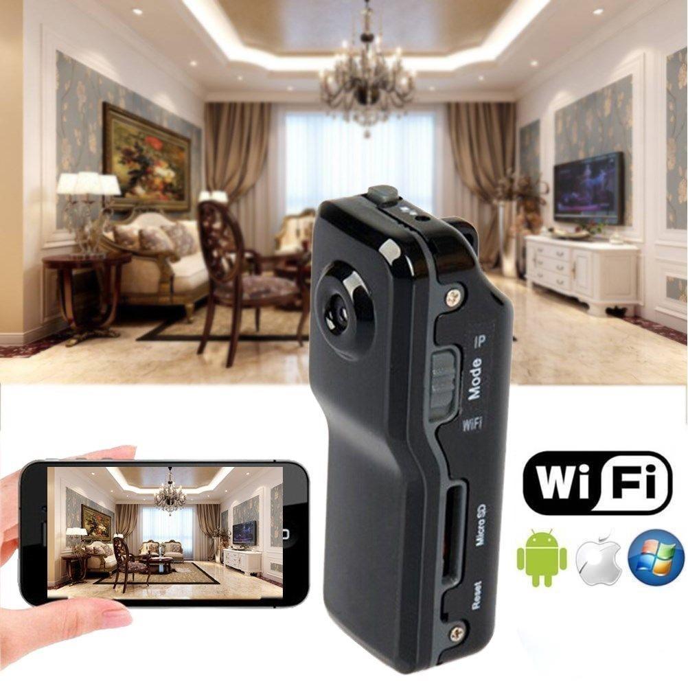 16G Card+MD81S 1080P Wireless Wifi Mini DV Camcorder Digital Safety Camera Recorder16G Card+MD81S 1080P Wireless Wifi Mini DV Camcorder Digital Safety Camera Recorder
