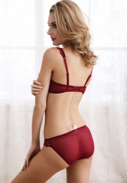 Sexy Lingerie Lace Bra Set 5 Color 2
