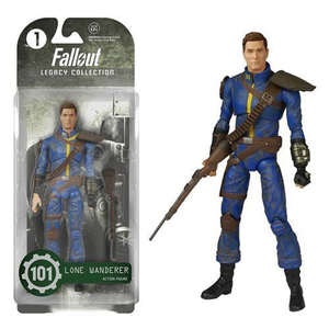 "Image 4 - Two Colors Fallout 4 PVC Action Figure 8"" Power Armor Out of Clothing Toys Gifts Collections Displays Brinquedos for Fans Kid"