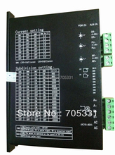 Stepper Motor Driver JB860M AC18-80V/DC24-110V 6.0A 256Microstep for CNC Router Mill CNC Stepper Controller kit