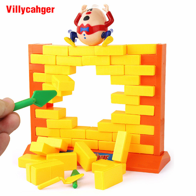 funny toys don t let humpty dumpty fall wall game in gags