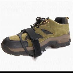 Зимние Нескользящие судорога бахилы простые Нескользящие инструмент из нержавеющей стали коготь водно-5 ТТХ обувь полупальцы крышка