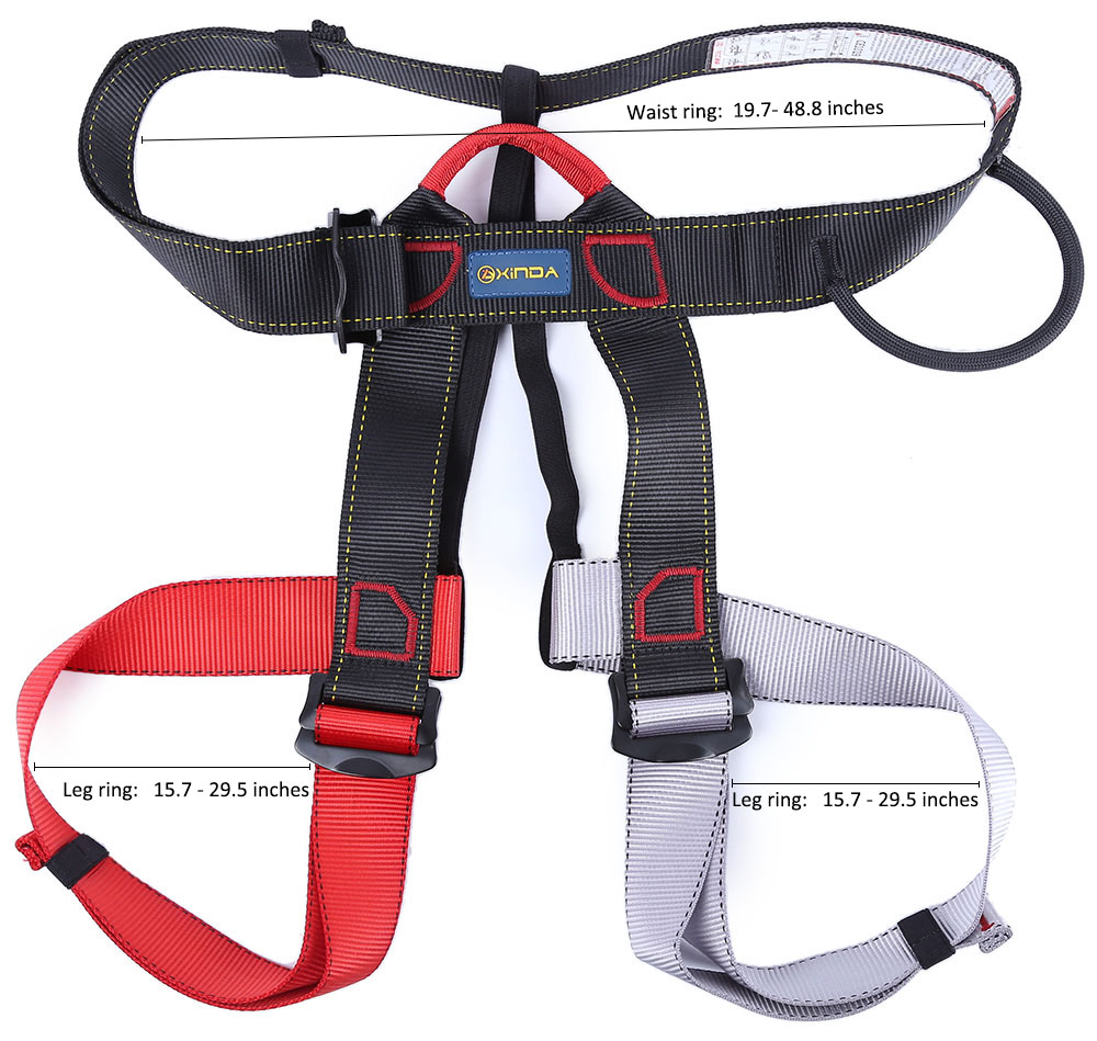 outdoor climbing rock safety belt equipment wiring harness descent rh aliexpress com wiring harness manufacturing equipment Automotive Wiring Harness