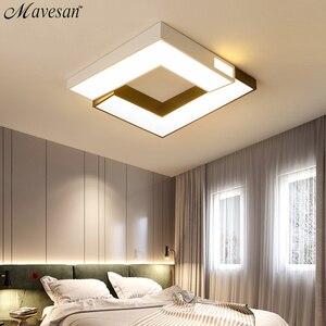 Modern square LED Ceiling Ligh