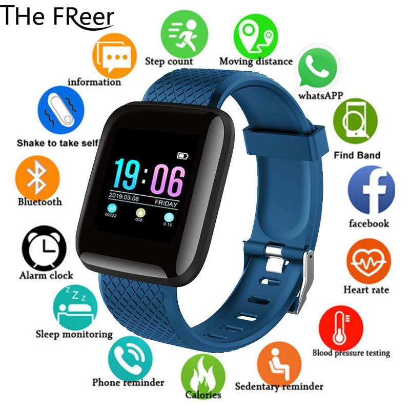 New Smart Watch for Men Women children kids Clock D13