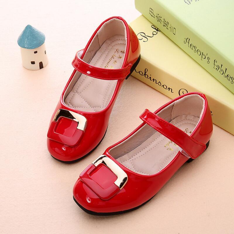 19ce550475 Children Shoes Girls Shoes Brand Summer Autumn Fashion Princess Sandals Kid  Designer Single Sandals Shoes For
