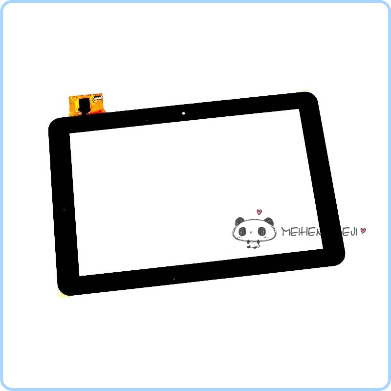 New 10.1'' inch Digitizer Touch Screen Panel glass For DNS AirTab M104g Free Shipping new 7 inch touch screen digitizer glass sensor panel for dns airtab p72w p72g free shipping