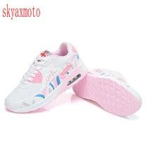 Skyaxmoto Sneakers Women Running Shoes Krasovki Women Sneakers Women Shoes Sneakers Ladie Zapatillas Deportivas Mujer