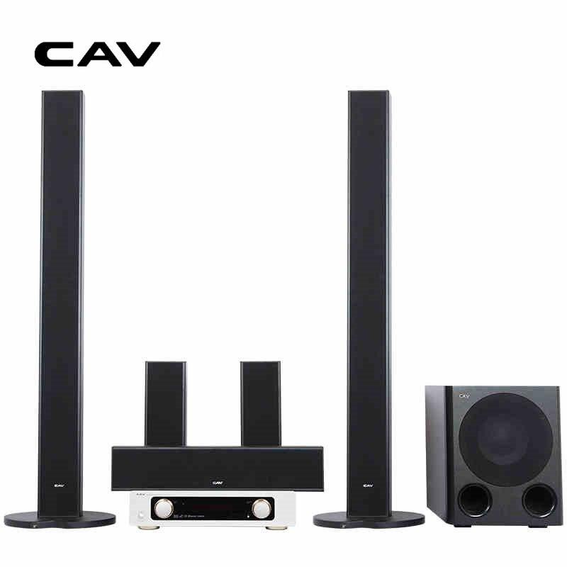 CAV TT20 дома Театр Системы 5,1 компл. DTS Surround Sound Металл Bluetooth аналоговый коаксиальный цифровой дома Театр Кино музыкальный центр