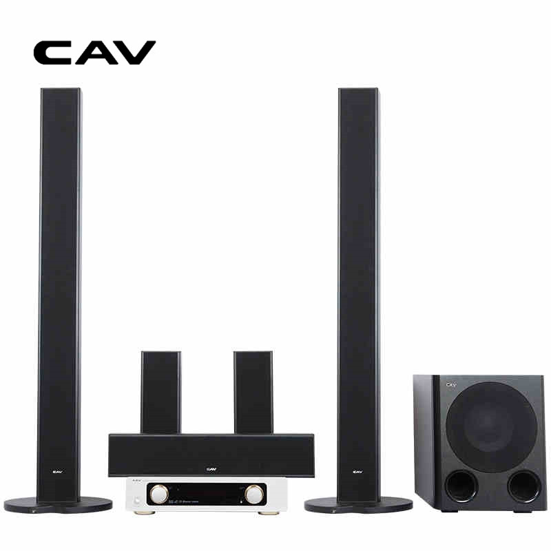 CAV TT20 Home Theater System 5.1 Set DTS Surround Sound Metal Bluetooth Analog Coaxial Digital Home Theater Cinema Music Center домашний кинотеатр home theater 5 1 bluetooth
