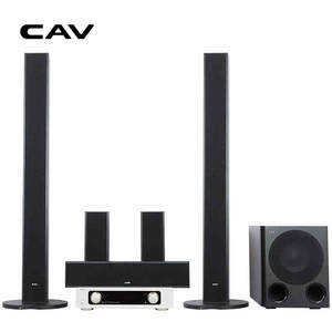 636624641dc CAV TT20 Home Theater System 5.1 Set DTS Surround Sound Metal Bluetooth  Analog Coaxial