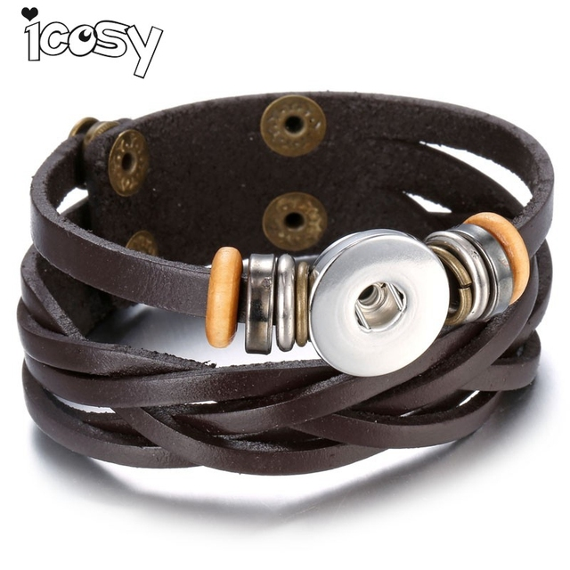 Knit Solid Ins Cool Style Uni Party Favors Bracelets Casual Women Man Wear Gifts Pendant Alloy