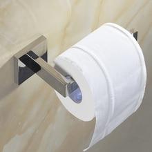1 PCS sus 304 нержавеющей стали, держатель для туалетной бумаги для ванной держатель рулона туалетной бумаги для бумажного полотенца площади для ванной Аксессуары